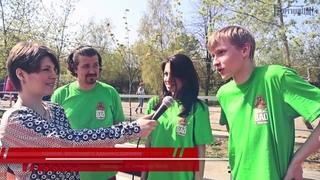 """1 мая состоялся финал """"Георгиевских Игр"""" в Москве"""