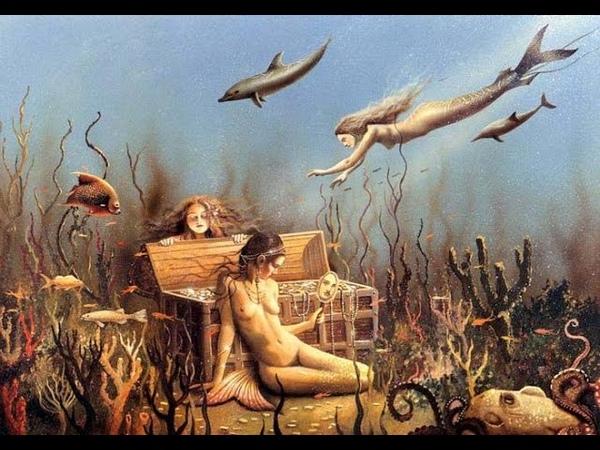 Новые формы жизни Мифические существа существуют Тайны мира с Анной ЧАПМАН