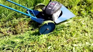 Косилка ЛопЛош для высокой травы