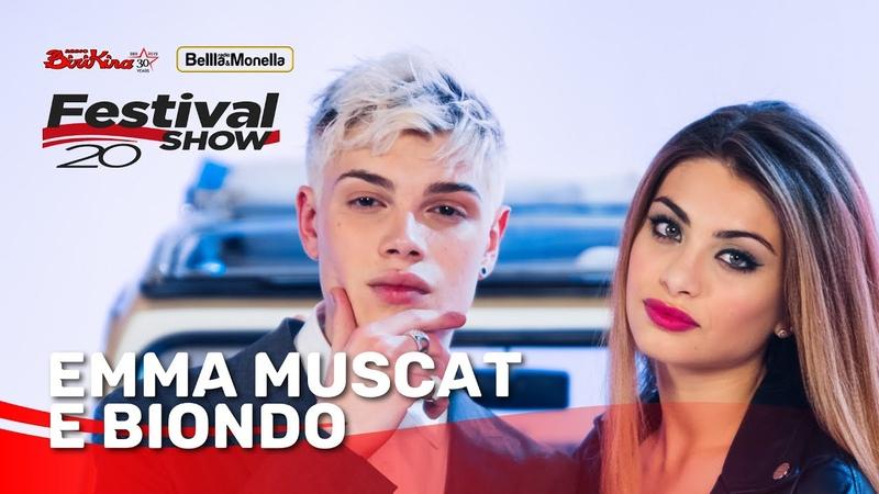 Intervista a Emma Muscat e Biondo Radio Bellla Monella