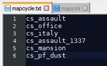 Установка карт в CS 1.6, изображение №3