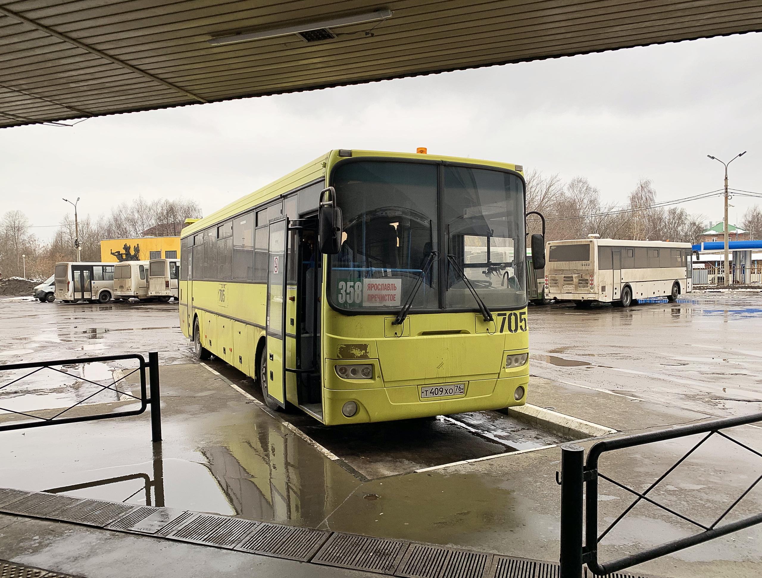 Автобус №358