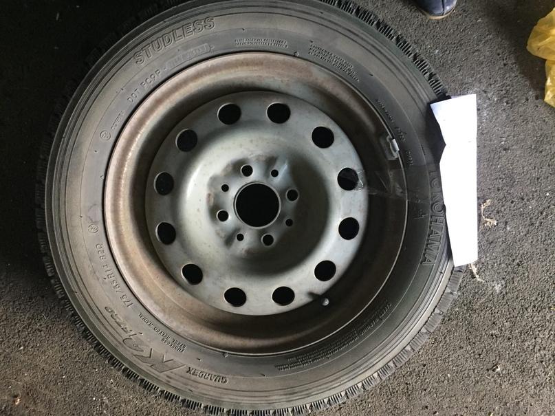 Купить колеса в сборе на ВАЗ! Резина | Объявления Орска и Новотроицка №11150