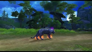 Perfect World   New models and retexturing Tiger and Fox