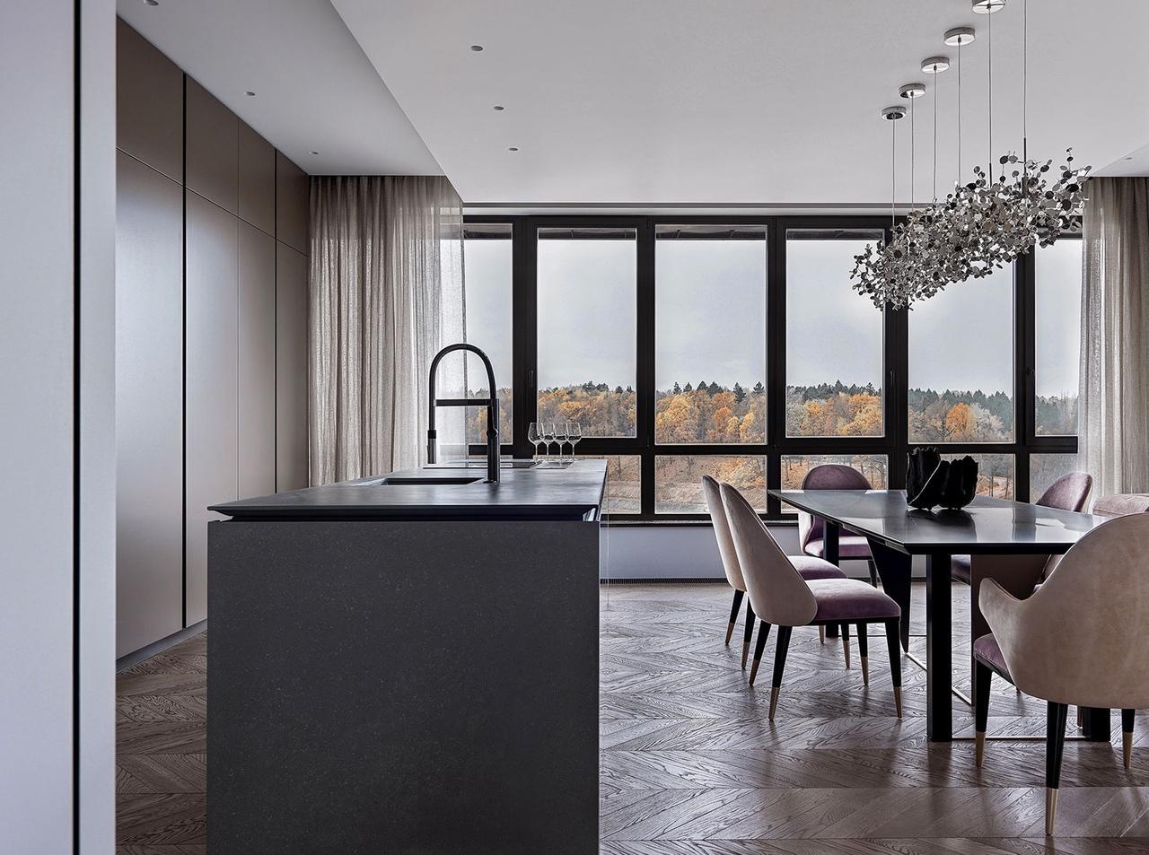 Спокойная семейная квартира 163 кв.