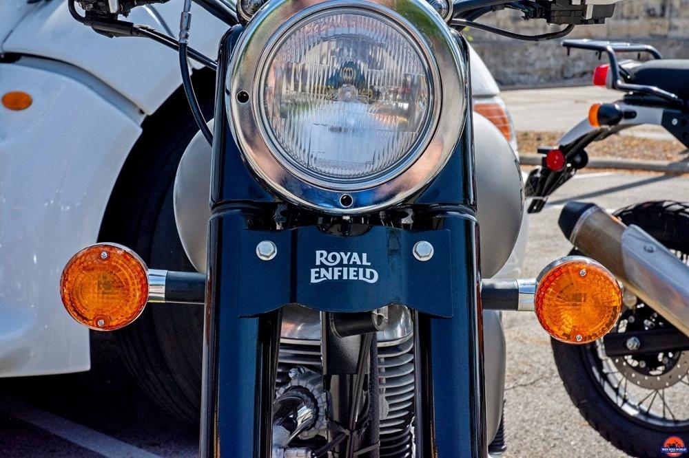 Генеральный директор Royal Enfield подтвердил разработку электроцикла