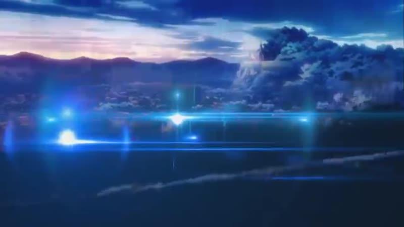 V аниме клип Зен и Шираюки Коснись моего сердца mp4