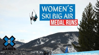 MEDAL RUNS: Women's Ski Big Air | X Games Aspen 2021