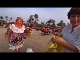 90. Сколько торговых мест на сансет маркете в Арамболе? Халабуда и крысиный рай в мусоре. Гоа.