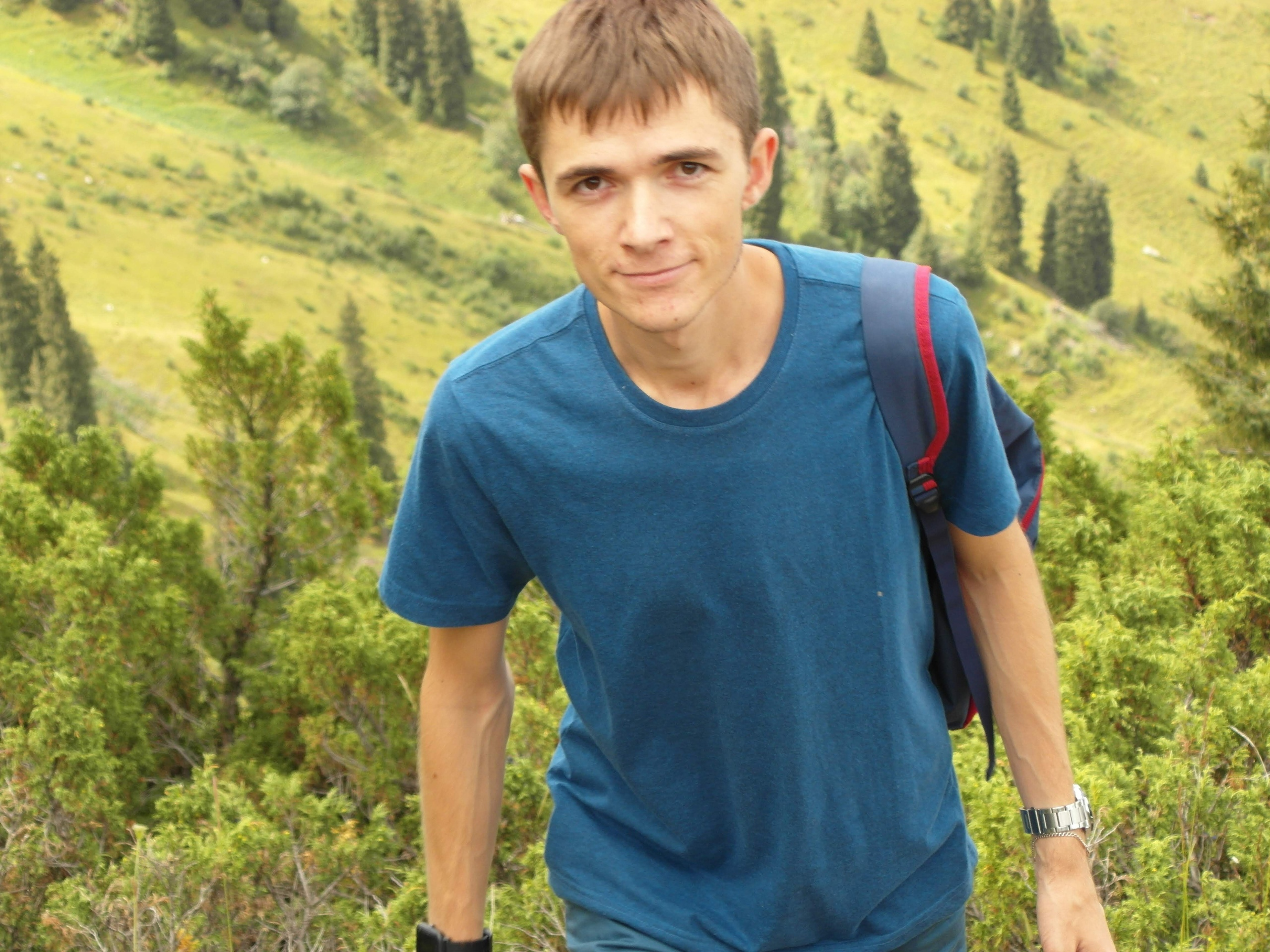 Виталий Салахмир, менеджер проектов