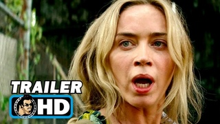 A QUIET PLACE 2 Trailer (2020) Emily Blunt Horror Movie
