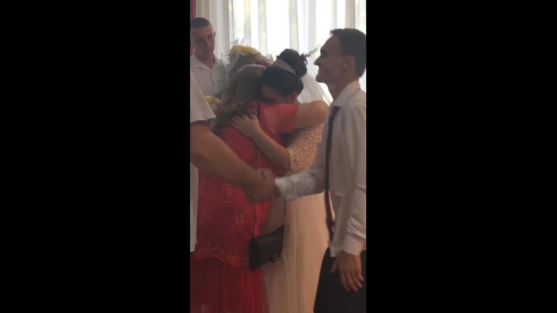 Братишка женился