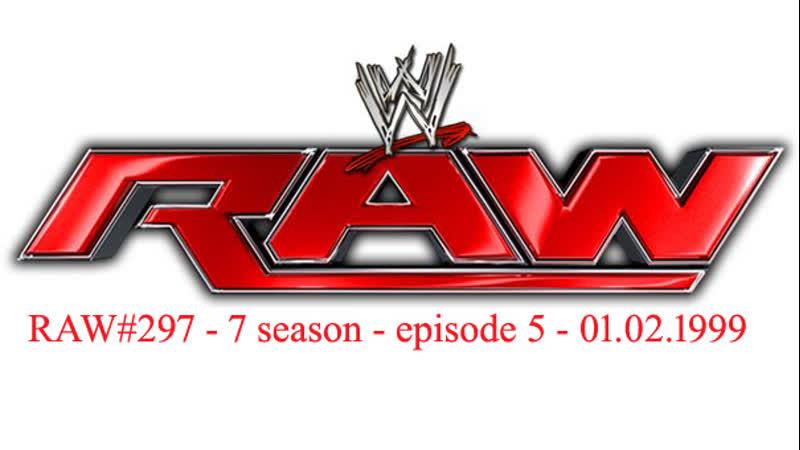 RAW 297 01 02 1999 Episode 7 5