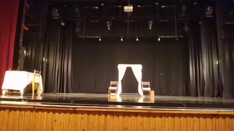 Спектакль Три любви тому назад Театр Ветер перемен