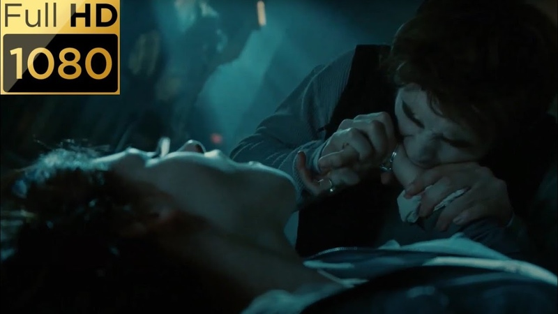 Эдвард спасает Беллу после укуса ищейки Джеймса Фильм Сумерки 2008