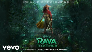 """James Newton Howard - Escape from Talon (From """"Raya and the Last Dragon""""/Audio Only)"""