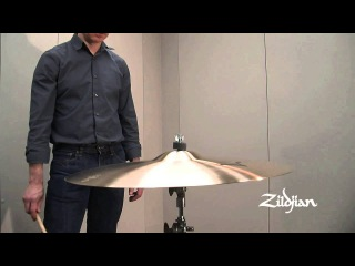 "Zildjian New A Zildjian Preview - 23"" A Zildjian Sweet Ride"