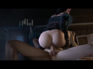 Gifs yennefer gets ass fucked by bbc | witcher 3 interracial porn compilation