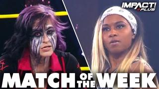 Rosemary & Havok vs Fire 'N Flava: FULL MATCH (Slammiversary 2021) | IMPACT Wrestling Full Matches
