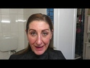 My Hair dye tutorial a review Schwarzkopf Hair Colour 7.1 medium ash blonde