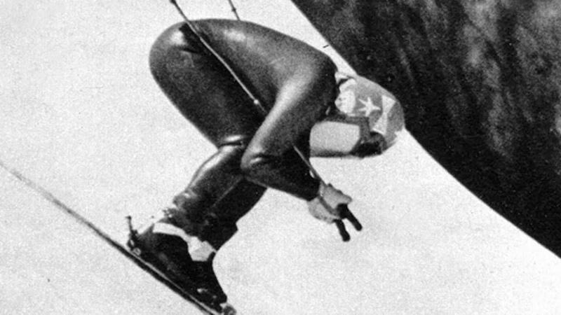 Kalevi Häkä Häkkinen was a founding father of Speed Ski