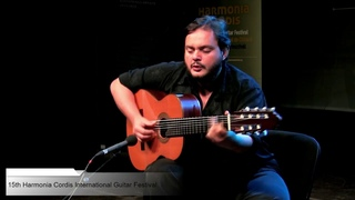 Concert Yamandu Costa - 15th Harmonia Cordis International Guitar Festival