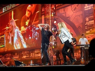 Bonnie Tyler feat. Zemlyane- Holding Out For a Hero (Live 2019)