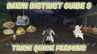 Levin City's Dawn District Guide & Trick Quick Farming | LIFEAFTER