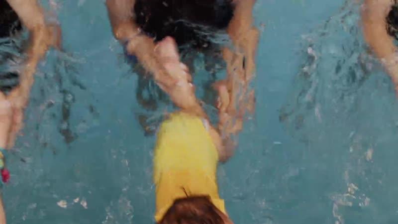 Раннее плавание AquaRea в РЕАСАНМЕД