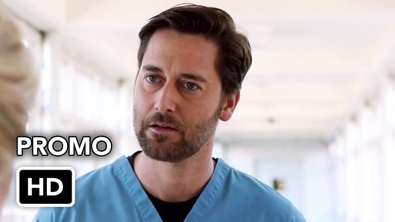 New Amsterdam 2x15 Promo Double Blind HD