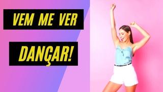 😱Novinhas gostosas dançando funk DE CALCINHA   fiu dental😱 #2