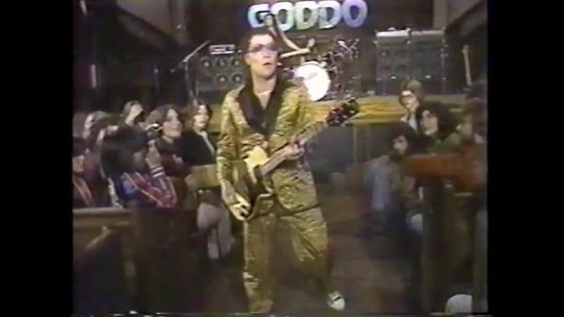 Goddo ' Let that lizard loose '