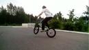 BMX Кингисепп 2020. Илья Попов, Антон Блажеев