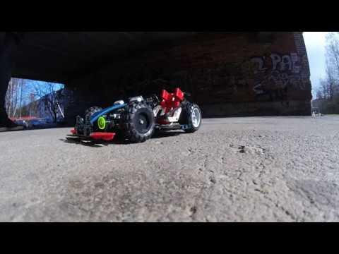 Lego technic MOC RC Racer