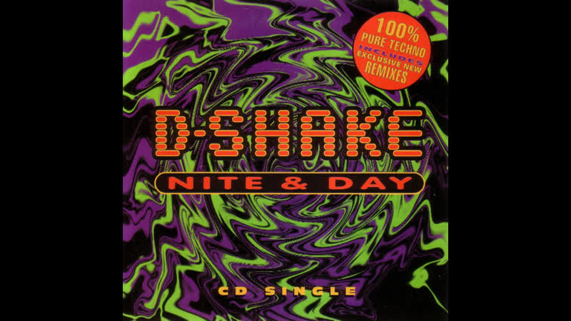 D-Shake - Nite Day (Knight At Nite Mix) (1992)