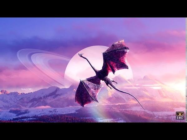 Tybercore - Dragons Breath | Epic Powerful Uplifting Vocal Hybrid Orchestral