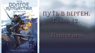Очень долгое путешествие или Инь и Ян   Глава 12   Яна Соловьева   Аудиокнига