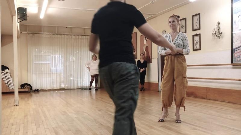 Tango Demo La Baldosa
