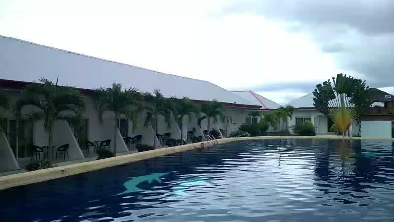 Наш отель на о Панглао