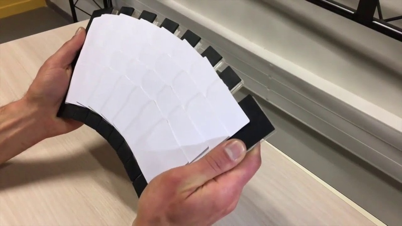 BEXHI A Mechanical Structure for Prototyping Bendable and EXpandable Handheld Interfaces