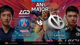 🔴 vs Vici Gaming | WePlay AniMajor [cast Tekcac]