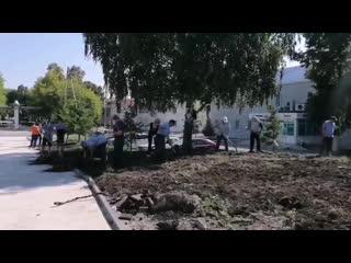 Видео с субботника в Бавлах