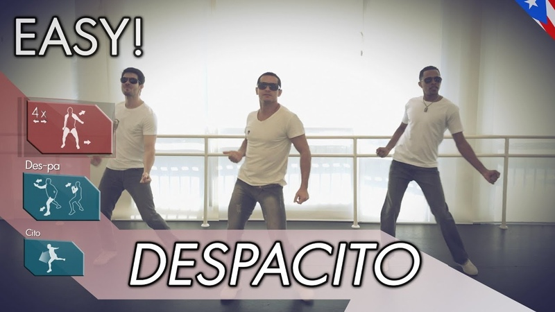 Despacito EASY Choreography