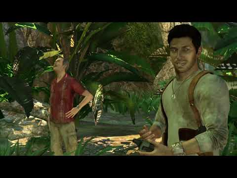 Эмулятор PS3 RPCS3 и игра Uncharted Drake's Fortune