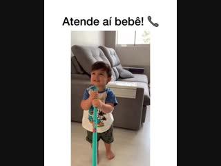 Atende ai bebê! 📞