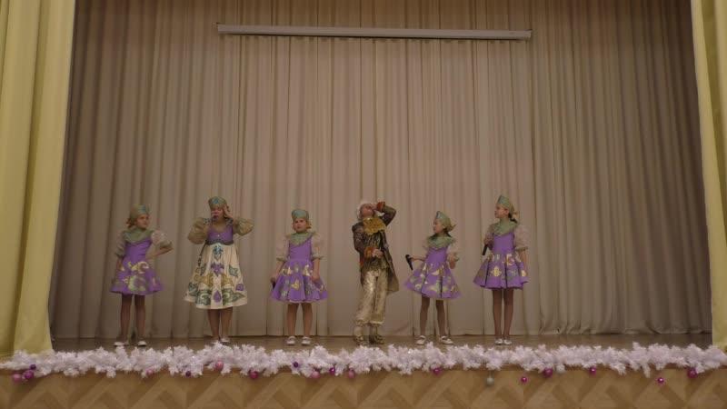 Все могут короли Лад средняя группа Видео концерт ЛАД
