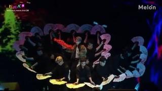 [MMA 2018] BTS 방탄소년단 Full Performance INTRO + Fake Love + Airplane Pt.2 + Idol