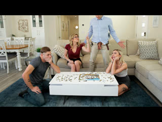 Chloe Temple, Cory Chase - Family Swap Picking Up The Pieces (MILF, Teen, Big Tits, Foursome, FFMM, Blonde, Blowjob, Creampie)