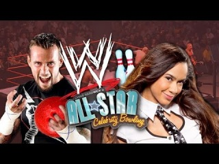 CM Punk, AJ Lee, & Team WWE wrestle Nerdist: All Star Celebrity Bowling