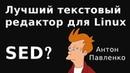 Редактируем текст в linux c SED